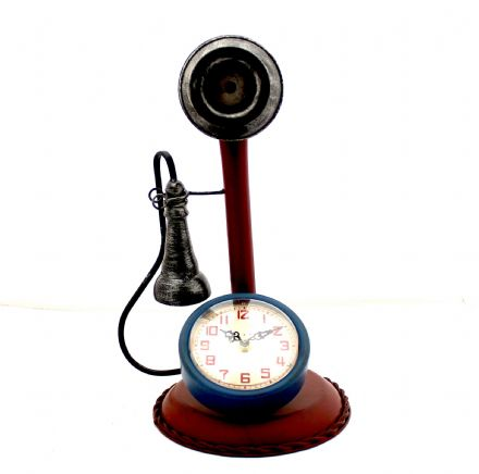 Retro Telephone Clock